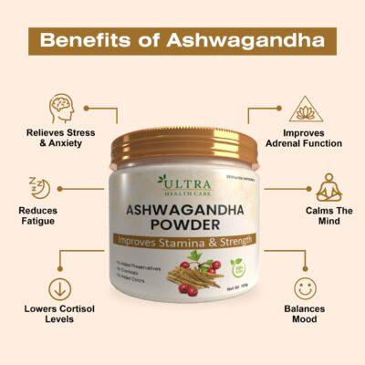 Ashwagandh Powder Benefits