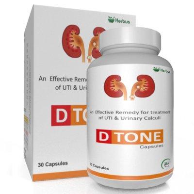 D-Tone Herbal Capsule