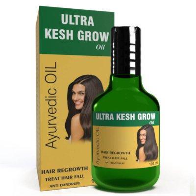 Ultra Kesh Grow Oil