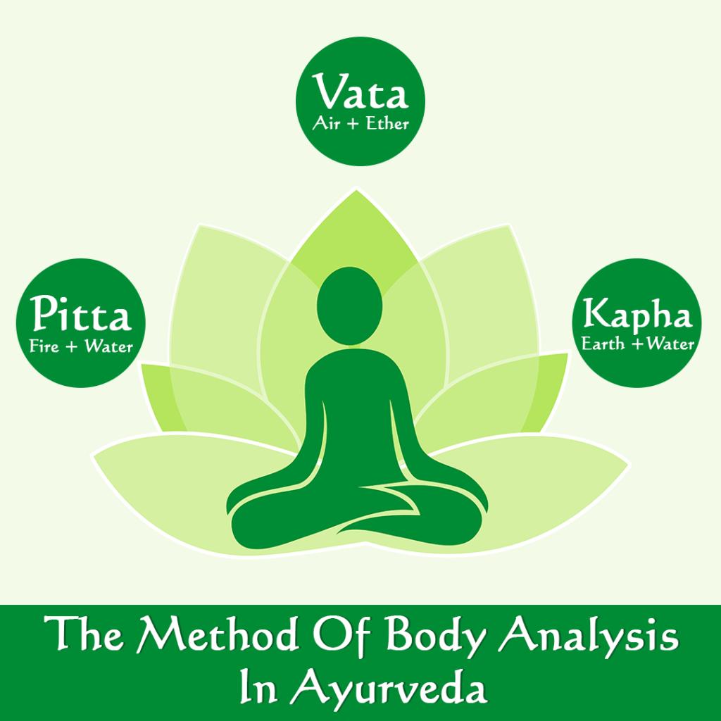 body analysis in ayurveda